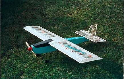 My latest lightweight fun plane